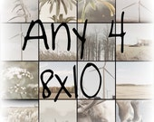 Any 4 8x10 Fine Art Photography Prints