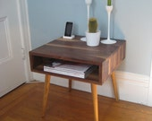 Jeremiah Collection Mid Century Side Table