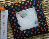 KITTY CAT Treasure Pillow...great for winter travel