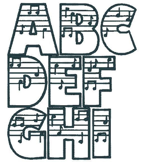 font alphabet embroidery letter machine etsy letters amadeus lettering monogram pes letras sound instant