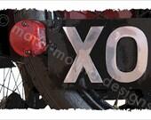 xo hugs and kisses framed photo art - valentine's day