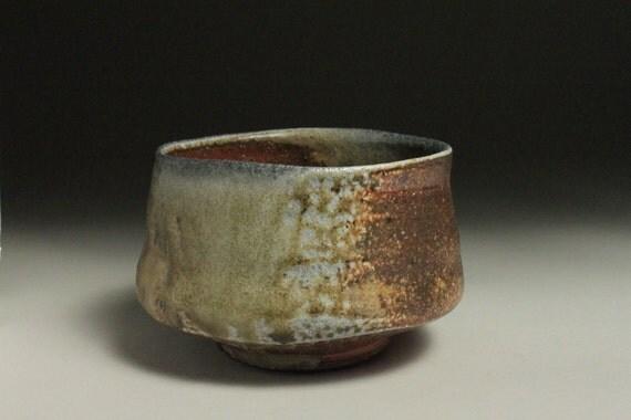 Naborigama wood fired bowl
