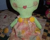 Faye Frog