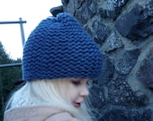Blackberry in Blue Hat, child size
