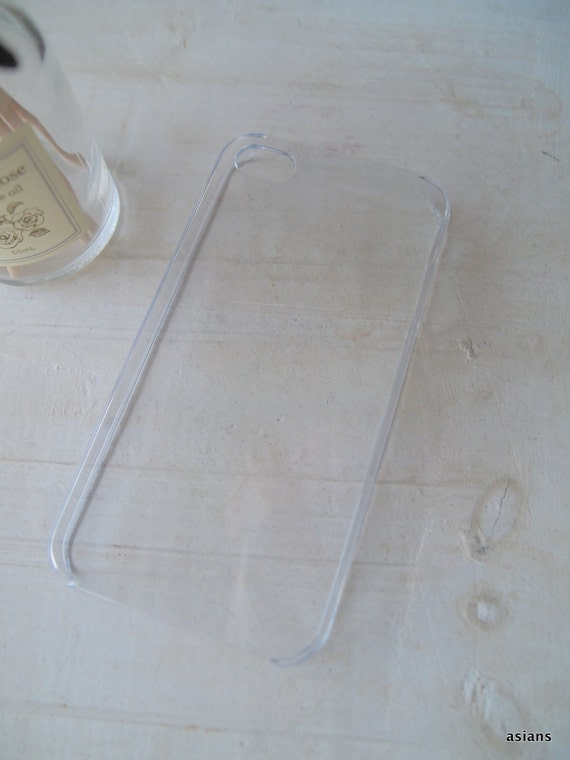 iPhone 4/4S Clear Case - Perfect for iPhone deco