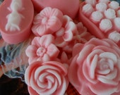 Mothers Day Soap Basket