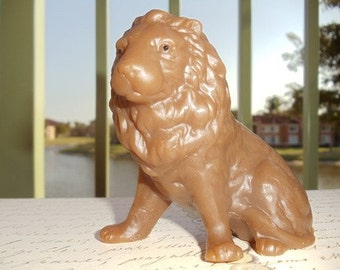 Lion Soap - stocking stuffer, gift for him, gift for man