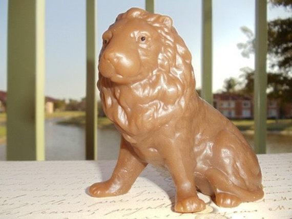 Lion Soap - stocking stuffer, gift for him, gift for man