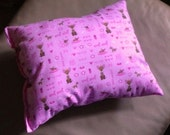 Aaahhh  Aromatherapy PRINCESS CHIHUAHUAS Dog Pillow