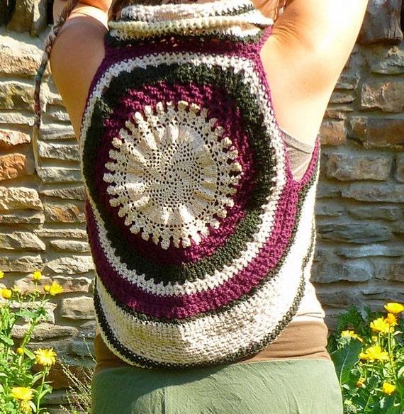 Crochet Vest / Waistcoat