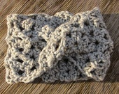 LIGHT SPECKLED GRAY The Cowl by Prairieology