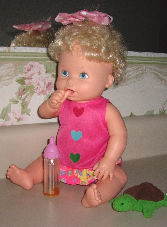 Baby Alive Doll By Kenner 1990