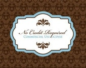 SALE! No Credit Required Commercial Use License