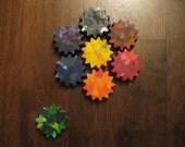 Daisy Flower Crayons