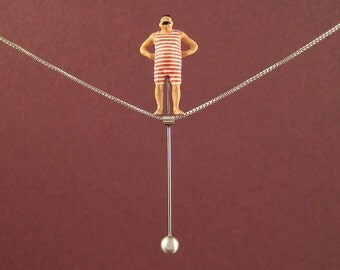 "Tightrope walk ""BEACH BOY"" - Necklace"
