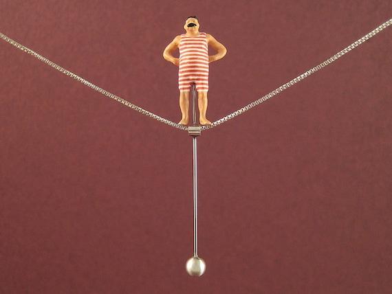 "Tightrope walk ""BEACH BOY"" - Necklace"