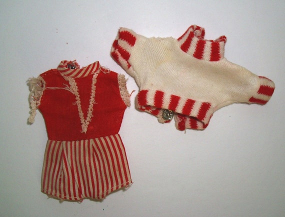 Vintage Barbie Family Doll Clothes