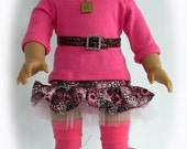American Girl 18 inch Doll Clothes-5PC set  ( RESERVED on 5-30-12 until 6-1-12 for jazzycx)