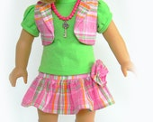 American Girl 18 inch Doll Clothes -4pc Set
