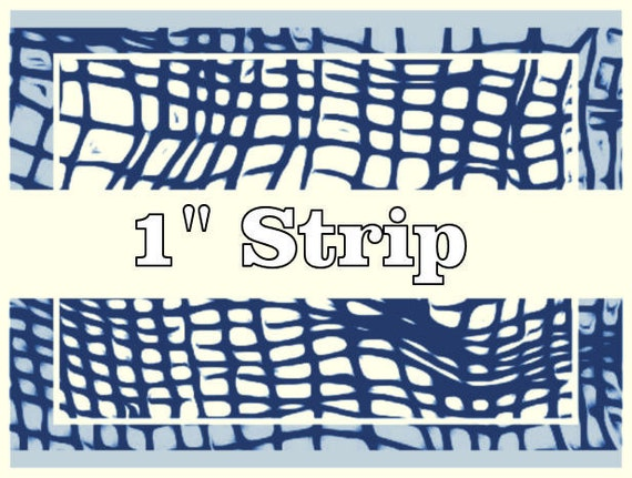 M102 Rolling Mill (Gauze Strip-1) Low Relief Pattern 1.4x7 inches