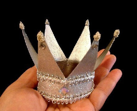 Queen And Princess  Crowns and Cake ToppersMade by Request) OOAK