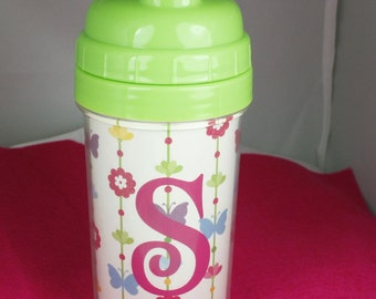 Personalized Sippy Cup Large Size