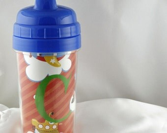 Personalize Sippy Cup Large 10 ounces