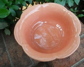 Serving Bowl Haeger pottery