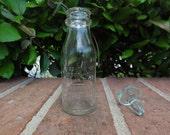 Thomas Edison Batttery oil bottle