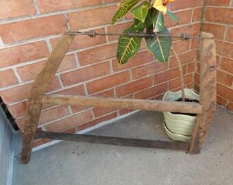 Logging hand saws (2)