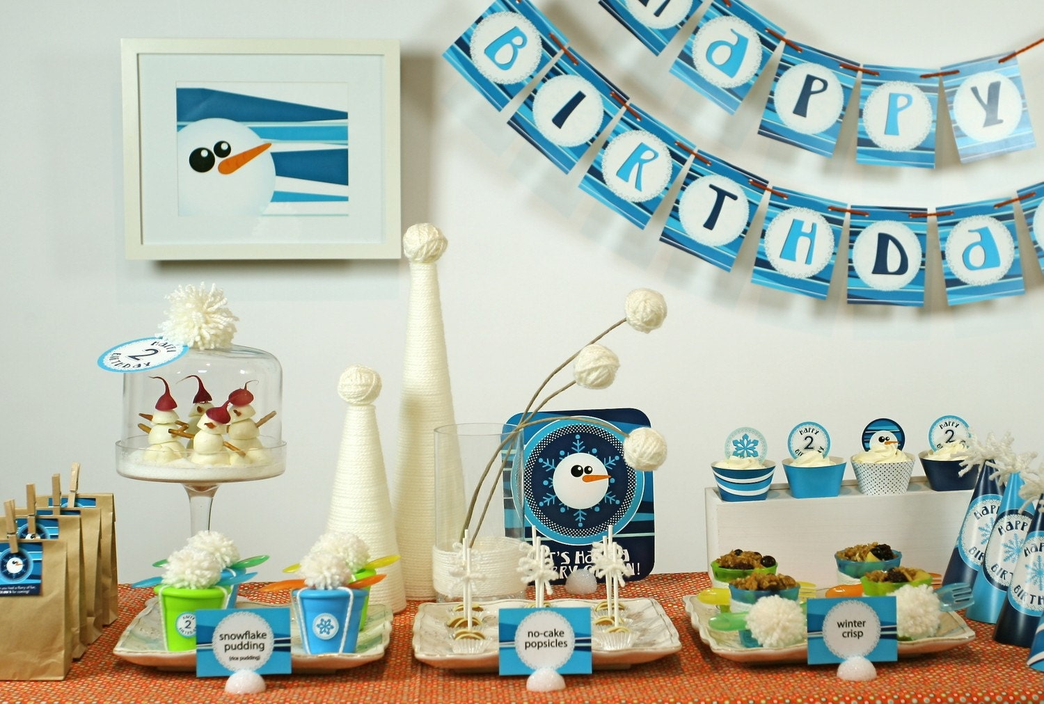 Sale 20 Dollars OFF Winter Value Package by  ~ 213913_Birthday Party Ideas Winter