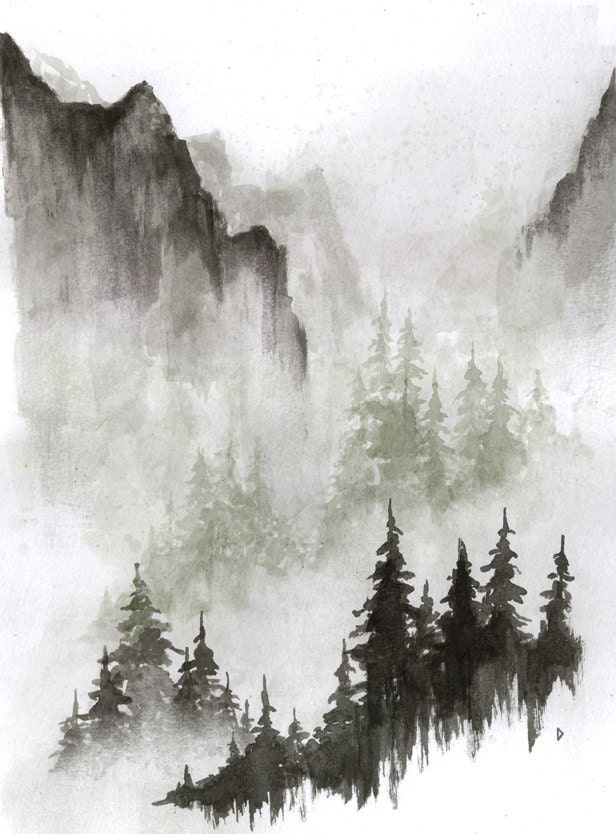 Misty Mountains origin...