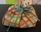 Bright and Summery Gift Tote
