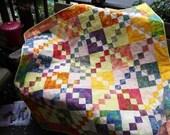 Bright beautiful batiks