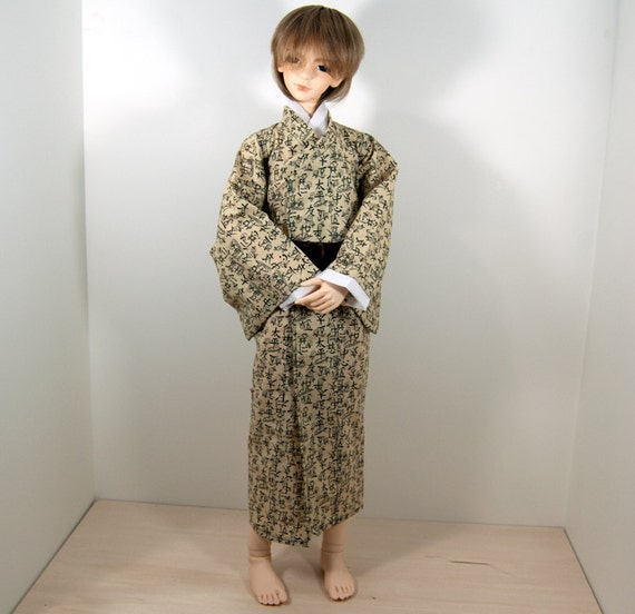CLEARANCE Sale: SD Boy Kimono