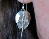 HORSESHOE CRAB EARRINGS