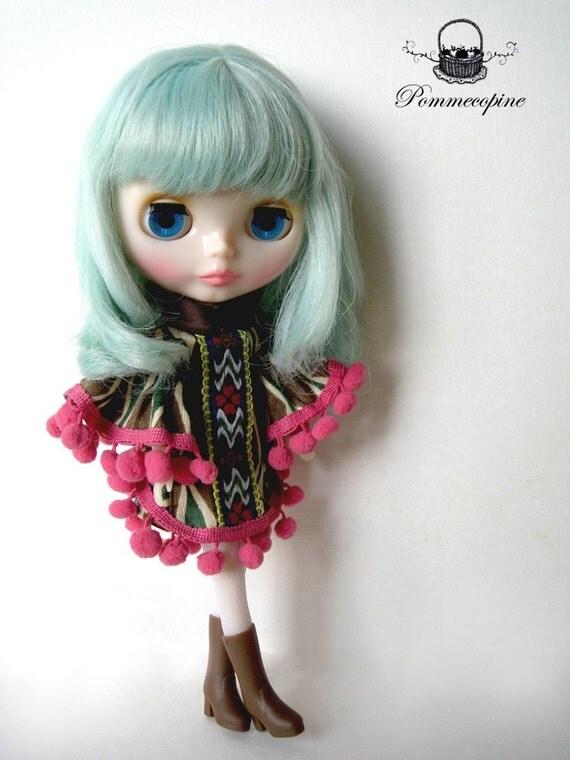 Blythe outfit Papillon by POMMECOPINE