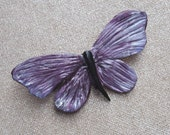 Butterfly Brooch - Unique and one of a kind