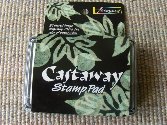 Stamp Pad Castaway Brand New Still Wrapped