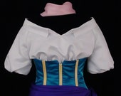 Adult Esmeralda Gypsy Costume Custom Made