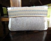 Upcycled Wool Coin Purse