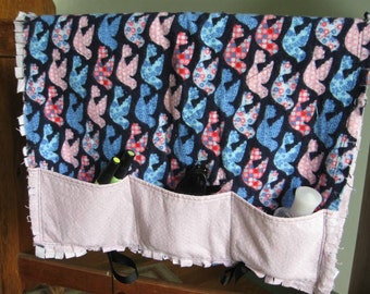 3 Pocket Bird Themed Bunk Bed Caddy