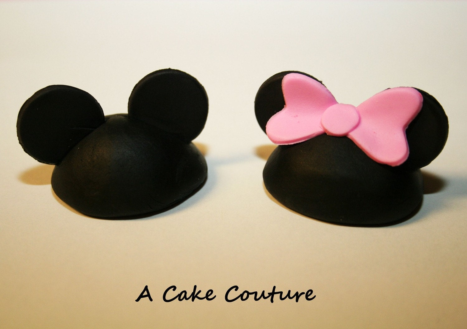 Baby Mickey Mouse Edible Cake Decorations Baby Mickey And Minnie Cake Toppers Cake