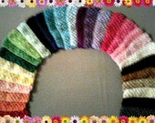 Cyber Monday------JUST TEN DOLLARS      Lot of Headbands, 29 Colors, One of each color shown