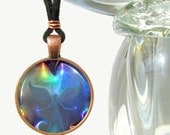 Angel Necklace Chakra Jewelry Reiki Pendant Spiritual Energy Art Pendant Necklace