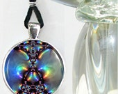 Energy Necklace Chakra Jewelry Reiki Healing Art Aura