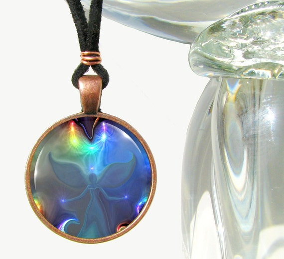 Angel Chakra Necklace