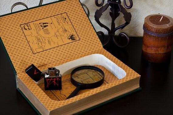 Hollow Book Safe - Sherlock Holmes