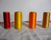 Vintage Metallic Thread