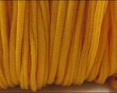 Tshirt yarn Gold 50 yards